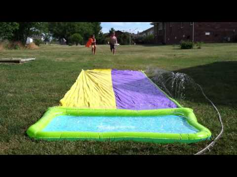 Slip & Slide Summer 2012