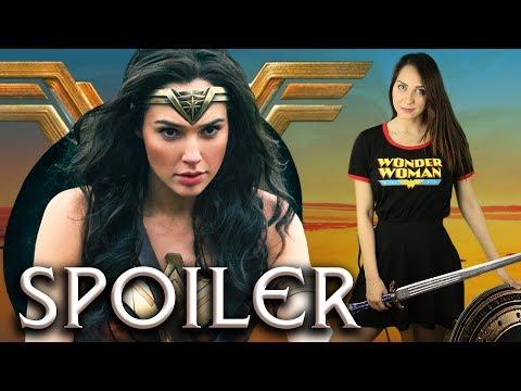 Wonder Woman Wonder mıydı Film İncelemesi Spoil...