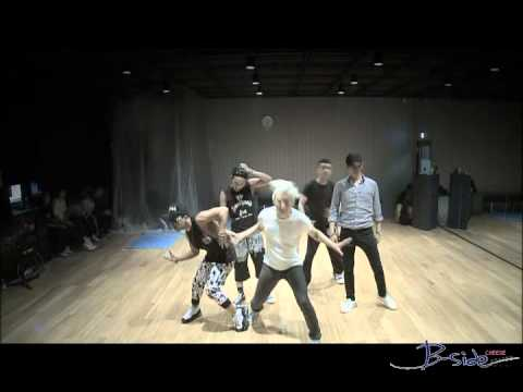 Bigbang Alive Making Collection Monster Dance Practice video