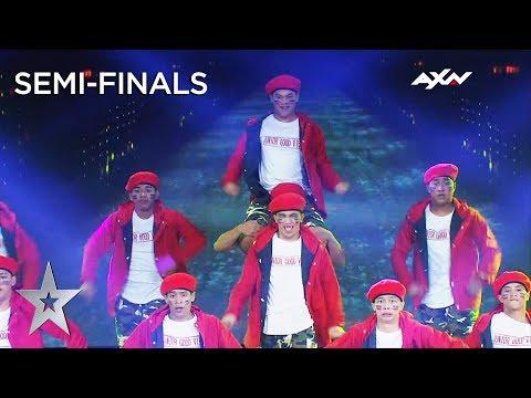 JUNIOR GOOD VIBES (Philippines) Semi-Final 2 - Grand Finalist!   Asia's Got Talent 2019 on AXN Asia thumbnail