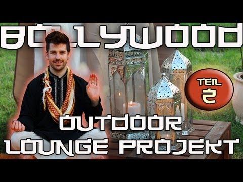 Indische Garten Lounge - Wohnprojekt FINALE