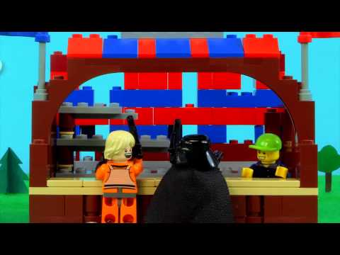 Its a day to celebrate...even if you are a Dark Lord!  More from LEGO Star Wars here http://bit.ly/LEGO_FathersDay