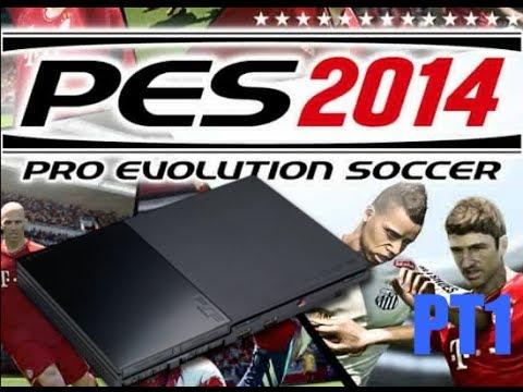 Prueva del PES2014 para Playstation 2 (Parte 1)