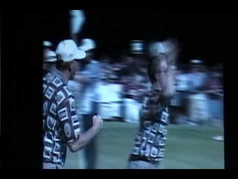David Duval's Fist Pump Display @ 1999 Ryder Cup Video