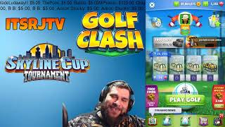 stream test only maybe some tour 9 golf clash