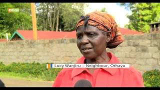 Mama Lucy Burial Plans, Othaya Mourns
