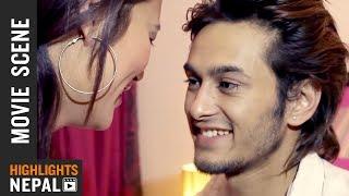 Grand Masti - Nepali Movie ESCAPE Scene | Pradeep Khadka, Kamal Shrestha