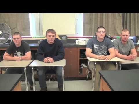 Upper Sandusky High School Broadcast October 24, 2014