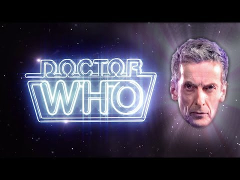 Doctor Who: Peter Capaldi Retro Title Sequence video