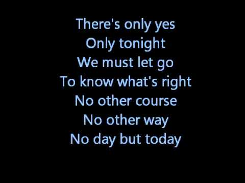 Rent- Another Day Lyrics