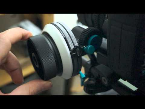 Sweet low cost follow focus - Drag control & A/B hard stops - Fotga DP500II REVIEW
