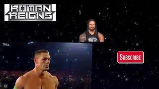 Undertaker vs John Cena!!!WM 34