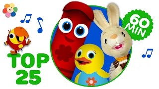download lagu Top 25 Kids Songs  All Of The Nursery gratis