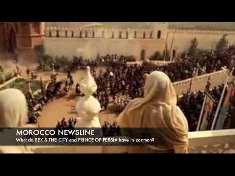 Prince Of Persia: Both Filmed In Morocco, Moroccan Film Festival video