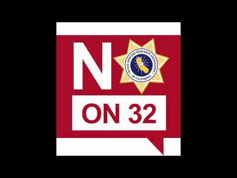 PORAC President Ron Cottingham - Vote NO on Prop 32 Radio