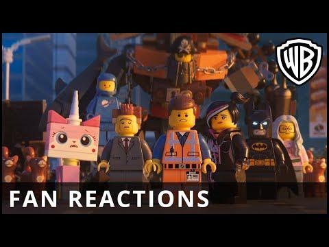 The LEGO Movie 2 - Fan reactions -  Warner Bros UK