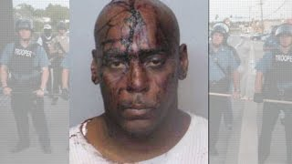 Cops Beat Man Bloody Then Arrest Him For Bleeding On Them