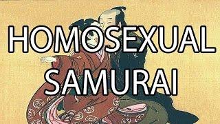 Homosexual Samurai | Stuff That I Find Interesting