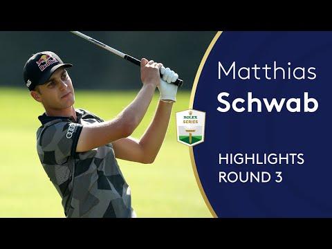 Matthias Schwab Highlights | Round 3 | Turkish Airlines Open