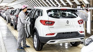 2019 Renault Koleos production at DRAC Wuhan Plant (China)