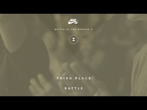 BATB X | Nick Tucker vs Shane O'neill - Third Place Battle
