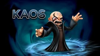 Kaos Quest in Skylanders: Trap Team