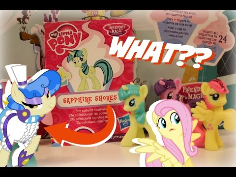 MLP- WORST BLIND BAGS EVER!?   Wave 15 Bling Bags REVIEW/UNBOXING