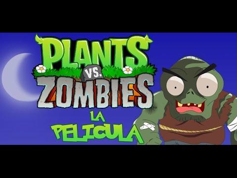 La aventura de Plantas vs Zombies ( La Pelicula 1)
