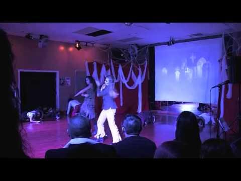 Hip Hop Dance Studio in Utah - Halloween Show at DF Dance Studio