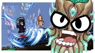 Godlike New Mechanic?! | Terraria Mod Spotlight: Power Attacks - MabiVsGames