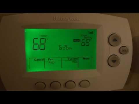 Google Home / Honeywell Thermostat Control