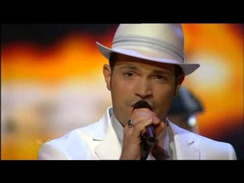 Roger Cicero - 'Frauen Regier'n die Welt' (Eurovision 2007 Final - Helsinki)