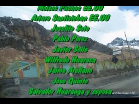 1ª   ENCUENTRO DE RESIDENTES DE SAN CRISTOBAL - YAULI - JUNIN PARTE 2