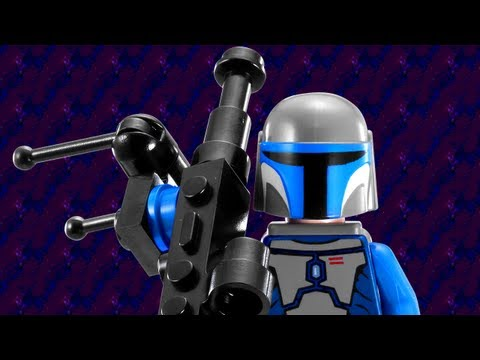 LEGO Mandalorian Battle Pack 7914 LEGO Star Wars Review