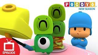 Pocoyo - Tourist Trapped (S04E15) NEW EPISODES