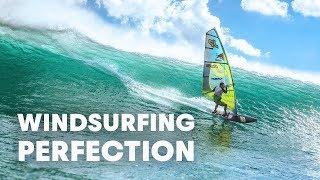 Jason Polakow Defines Windsurfing Perfection