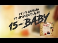 foto 15. Baby - Melvin Santos ft Philippe Aposento Alto , Iti Garman (Cantares El Álbum)
