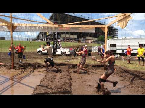 Home Depot Neverwet Challenge - Tough Mudder Review