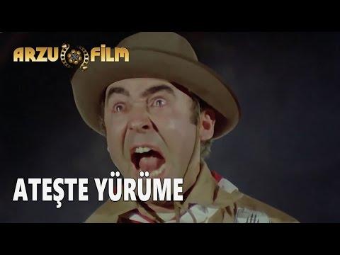 Eski Filmler - Hababam Sınıfı Tatilde - Ateşte Yürüme