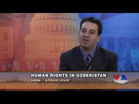 HRW on Uzbekistan: Karimov can change a lot with a stroke of a pen