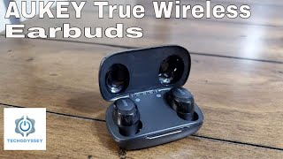Best Budget Wireless Earbuds - AUKEY True Wireless Earbuds (EP-T16S)