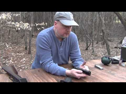 Smith & Wesson M&P 9 Shield - Field Strip and Review