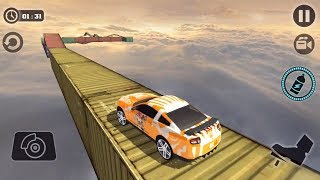 Impossible Car Tracks 3D | iOS/Androi GamePlay HD