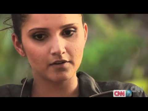 CNN's Interview with Sania Mirza