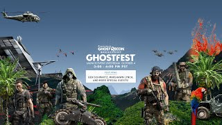 Tom Clancy's Ghost Recon Breakpoint: GhostFest Launch Stream | Ubisoft [NA]
