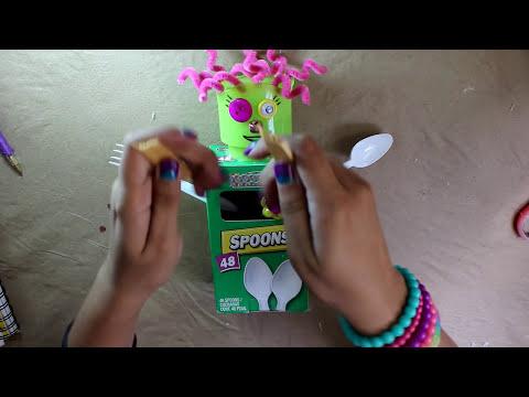 Como hacer tu propio BOXTROLL: Es bueno ser Diferente! (The Boxtrolls)