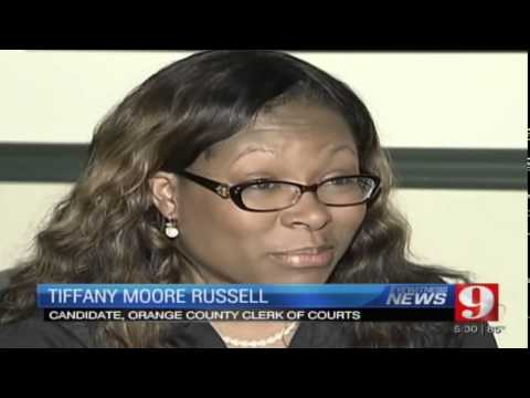 CH 9 highlights Moore Russell's record as a working Mom after