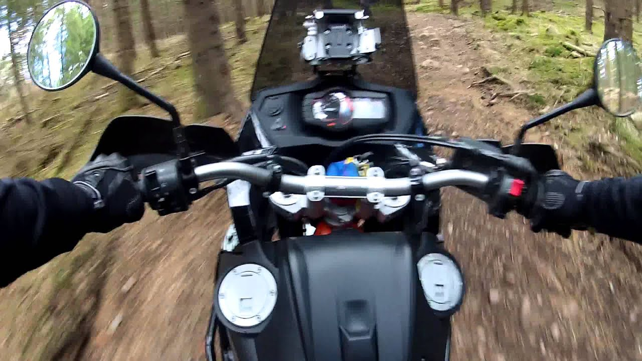 Ktm 990 Adventure R Trailing Youtube