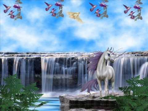 Margie Adam - The Unicorn Song
