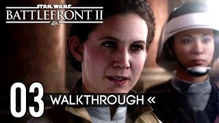 STAR WARS: Battlefront 2 | Story Campaign Walkthrough | PART 3 - Naboo / Takodana